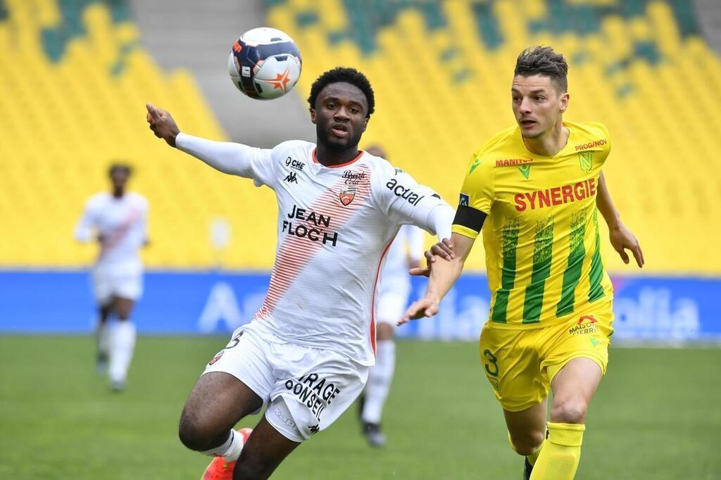 Amical : Nantes s'incline face à Lorient