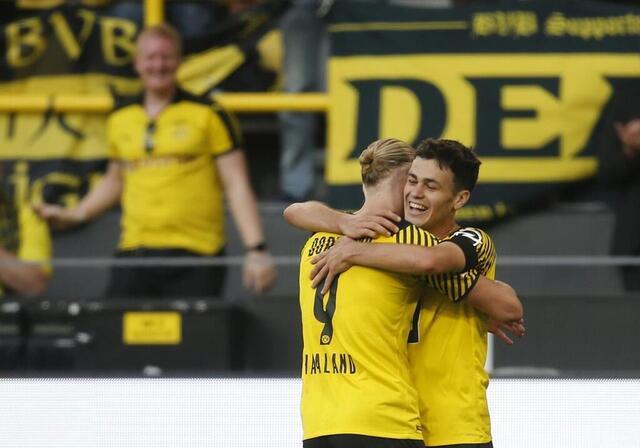Giovanni Reina ma potencjał, by zabłysnąć w Dortmundzie.  © Reuters