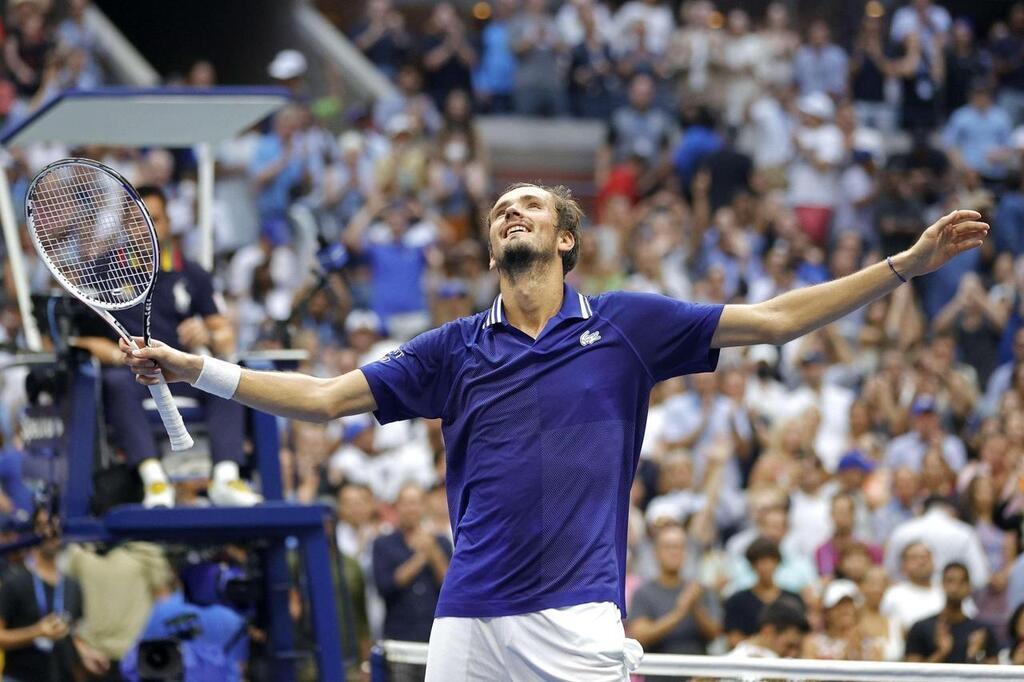 US Open. Daniil Medvedev premier Russe à remporter un tournoi du Grand Chelem… Depuis 2005 . - La Roche sur Yon.maville.com