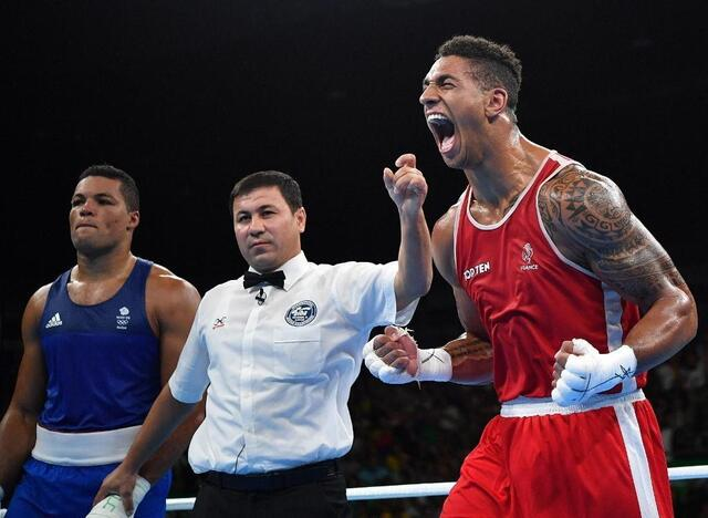 Boxing.  Tony Yoka may lose his Olympic title as a consequence of corruption, in accordance with the English press.