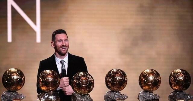 Foto: Lionel Messi ganó el último Balón de Oro de 2019 © (Foto: franck fife / afp)