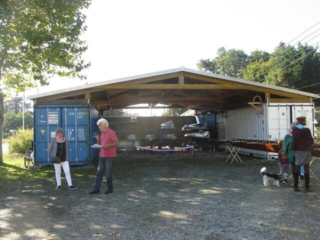 Hennebont.  Within the rowing membership, three new boats named.  Sport